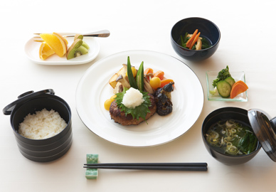 [写真]夕食(洋食)