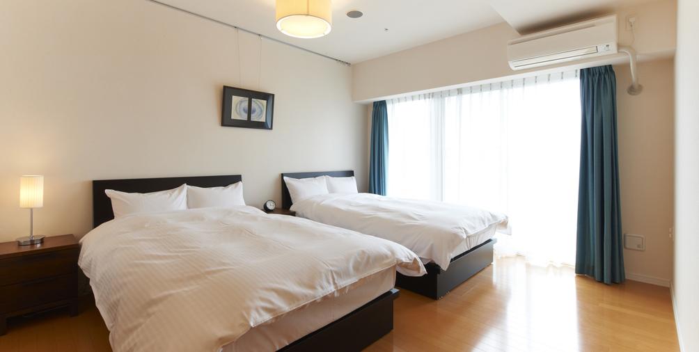 [写真]寝室
